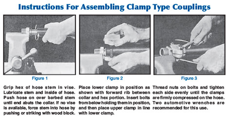 clamp-type-coupling-instructions