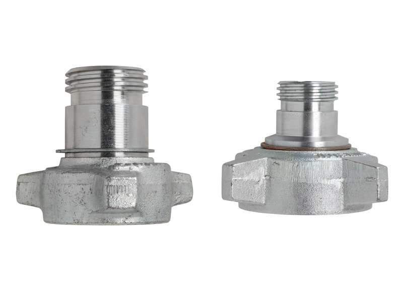 Acme nh thread couplings safety